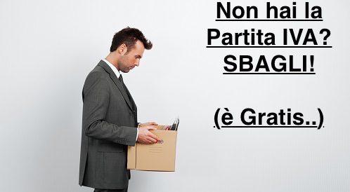 Freelance o Libero Professionista, conviene aprire la Partita IVA?
